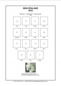 New Zealand Stamp Album